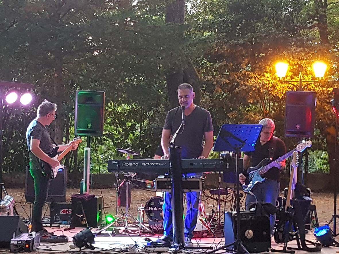 Le groupe rock Guernica a animé la soirée