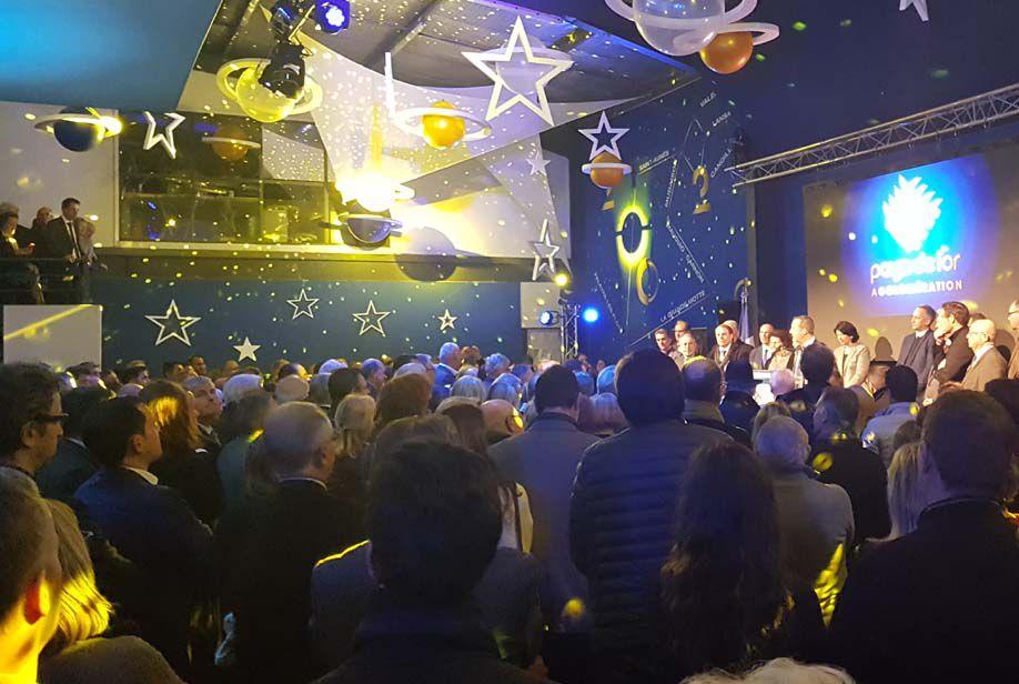 Les vœux de l'agglomération du Pays de l'Or se sont déroulés ce jeudi 23 janvier dans les locaux de l'entreprise Duo Display à Lansargues.