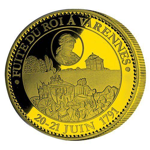 Trésor du Patrimoine: fuite du Roi à Varennes (20-21 juin 1791)