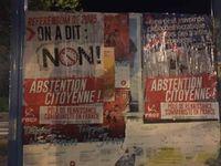 Collage en Île-de-France