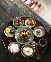 Sujeo, les couverts coréens et les régles de savoir-vivre à table en Corée du sud