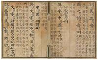 Pourquoi les Coréens écrivent différemment des Japonais et des Chinois ?