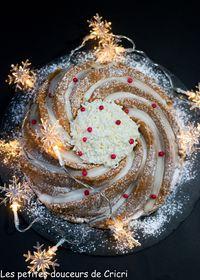 "Chiffon Cake ou gâteau ""chiffon"" au citron et au yuzu"