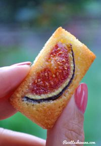 Mini financiers aux amandes