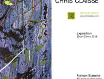 Maison Blanche Paris-Expo Chris Claisse.