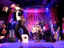 Miércoles flamenco en Cafe Berlín, Madrid