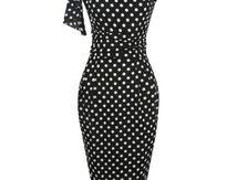 Polka dots vintage dresses  online