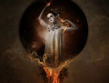 La fille de feu