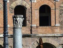 Gustavo Aceves à Rome