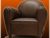 Les fauteuils confortables, le fauteuil club enfant, Du Siège Au Décor,Tapissier d'Ameublement