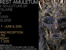 Prochaine exposition : Forest Amuletum