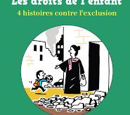 Les droits de l'enfant : 4 histoires contre l'exclusion, Delphine Bertozzi, Mathieu de Muizon, Editions A dos d'âne, 2017