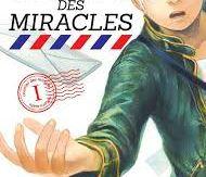 Courrier des miracles, Noboru Asahi, Komikku, 2017