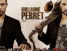 "artwork album Guillaume PERRET ""Free"""