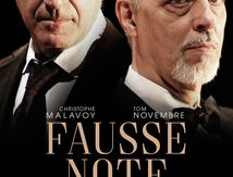 Affiche Fausse Note