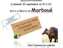 Nettoyons la nature, samedi à Marboué