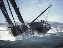 ALEX THOMSON, HUGO BOSS, 2ème DU VENDÉE GLOBE 2016-2017