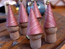 Comment fabriquer un lutin pour le Marché de Noël de Les Voivres
