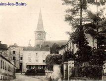 Bains-les-Bains autrefois