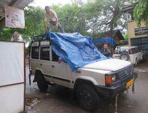 Mardi 11 octobre 2016 Tezpur Assam India