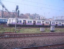 Lundi 21 novembre 2016 dans le train pour Kolkata India