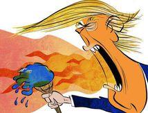 Trump épisode 4: réchauffement climatique et cie