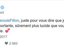 """""""Je ne suis pas autiste"""" répète Fillon, la colère sur les réseaux sociaux"""