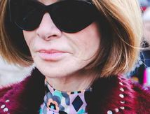 Vogue Ice Queen Anna Wintour