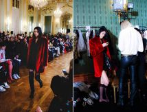 From backstage to runway @ Redemption
