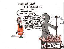 terrorisme et erreur sur la marchandise...