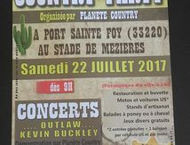 Festival Port Sainte Foy (33)- du 22 au 23/07/2017 playlist