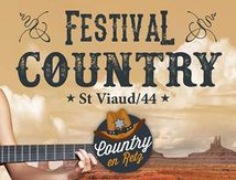 Festival Country à Saint Viaud 44- du 29 au 30 juillet 2017 playlist samedi et dimanche piste line et piste  country