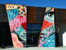 """""""Street Art"""" à Miami, un reportage d'Alain Escaudemaison"""