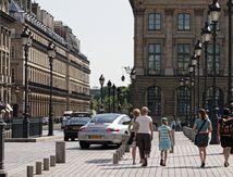 Paris au mois de Juillet
