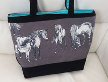 TUTO COUTURE : SAC PASSION CHEVAUX