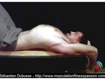 Musculation avec l'exercice du pull over, Sébastien Dubusse, blog musculationfitnesspassion