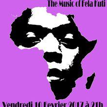 10/02/17 - Afrobeat Kollectif - Marseille