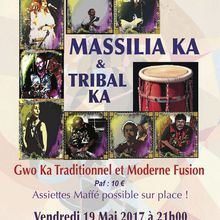 19/05/17 - Massilia Ka & Tribal Ka - Marseille