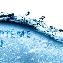 Le baptême d'eau