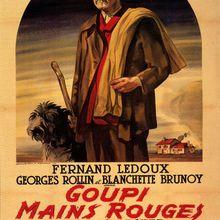 11 Décembre-0h20-Patrimoine Français : Goupi Mains Rouges