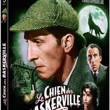 Blu Ray-Le Chien des Baskerville version T. Fisher