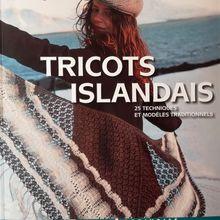 """""""Tricots islandais"""", un livre de Hélène Magnússon"""