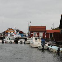Jour de pluie à Rönnäng en 2012