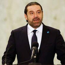 LIBAN : L'INQUIÉTANTE DÉMISSION DE SAAD HARIRI