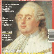 GRANDE ENQUÊTE : IL Y A DEUX CENTS ANS LOUIS XVI MONTAIT À L'ÉCHAFAUD
