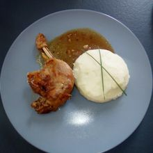 Cuisses de canard au cookéo