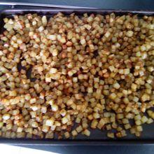 Pommes de terre rissolées aux herbes, au four (recette light)