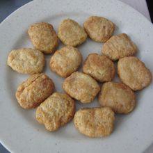 Nuggets de poulet surgelés à l'actifry