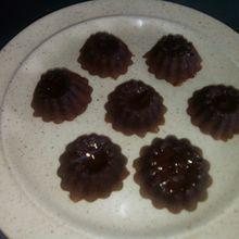 Moelleux chaud au chocolat du Ritz (coeur coulant)