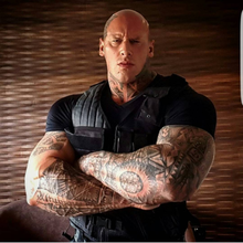 Martyn Ford Awkward Instagram post